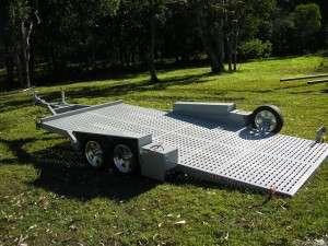 Full floor tandem tilta trailerstilta trailers for Tandem flooring