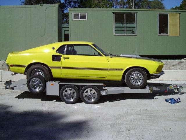 Tilta Trailers Car Trailers Australian Made Trailer